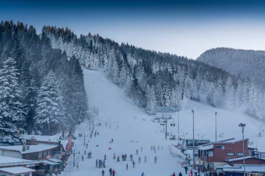 Банско и Боровец в топ класация на ски курорти в Източна Европа
