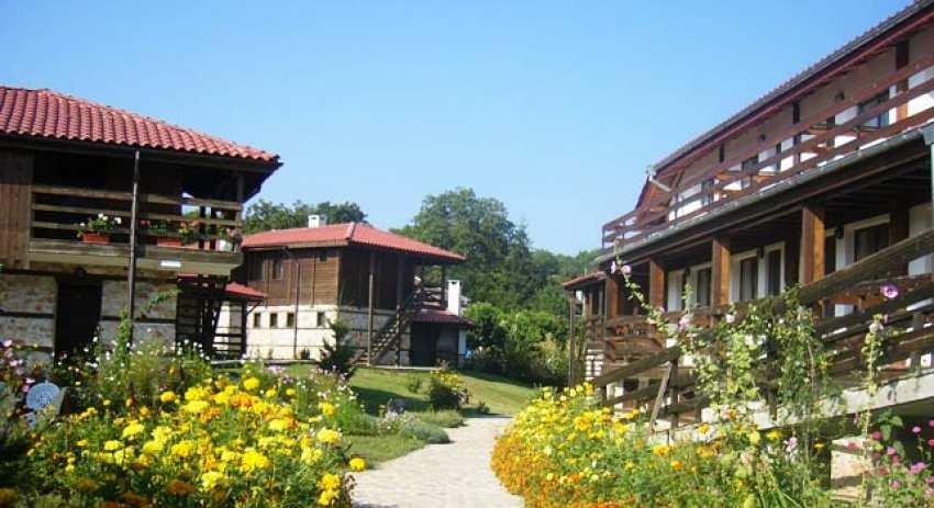 Село Бръшлян в Странджа