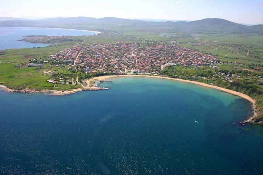 На почивка в Черноморец