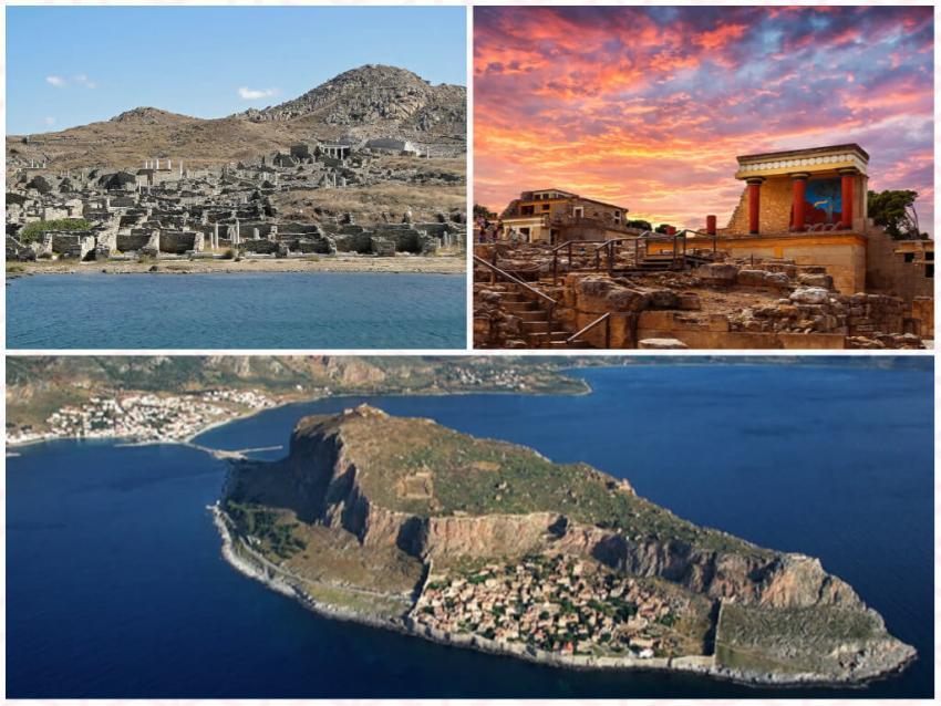 5 Интересни места, които да посетим в Гърция