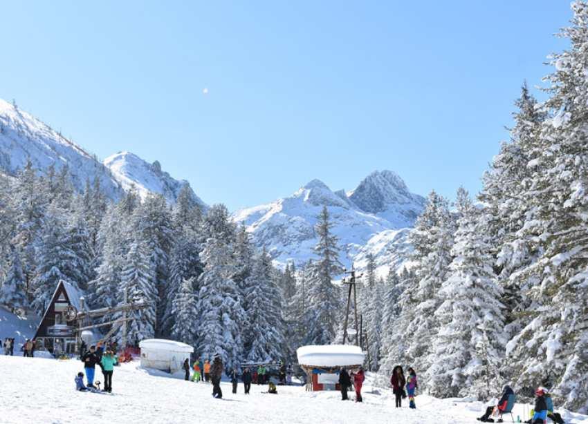 К.к. Мальовица – чудесно място за планинска и ски почивка