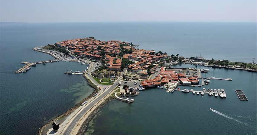 Несебър - Един от най-Старите Градове по Черноморието