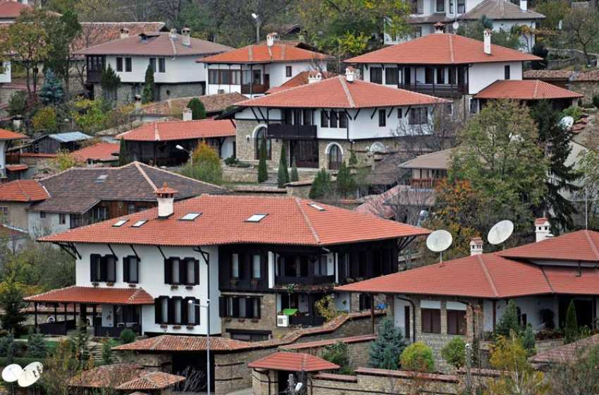 Арбанаси - Потопете се във възрожденският дух на България