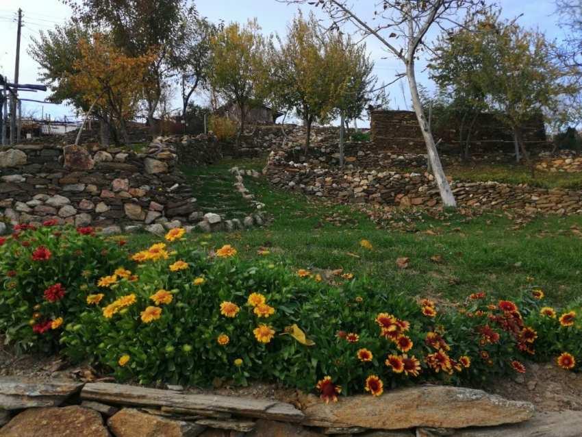Село Долене в Огражден планина